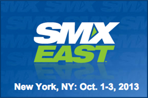 Headed to SMX East 2013 – Stop by Booth 313!