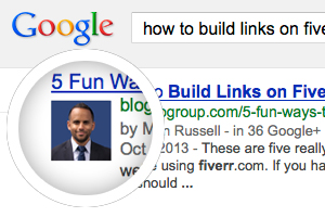How to install Google Authorship