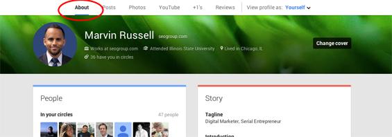 How to setup Google Authorship