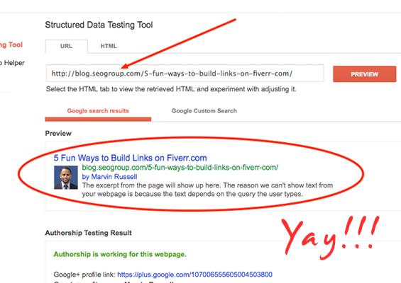 testing-google-authorship