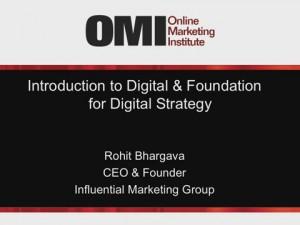 OMI Digital Marketing Institute