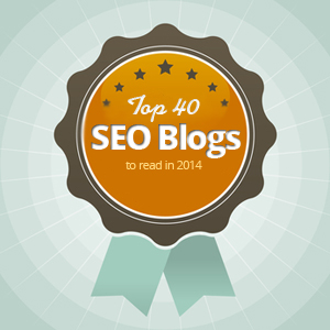 Top 40 SEO Blogs to Read in 2014