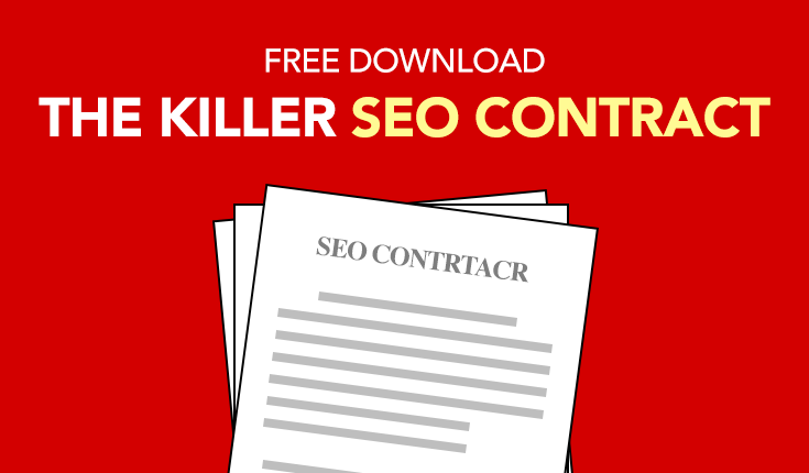 The Killer SEO Contract U2013 Free Download ...