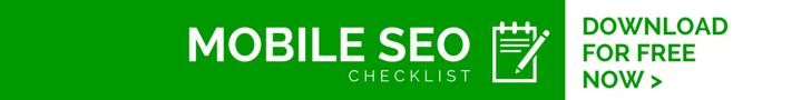 free mobile SEO checklist resource