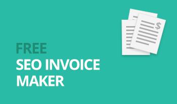 Free SEO Invoice Maker