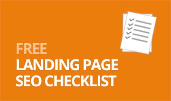 Free Landing Page SEO Chcklist