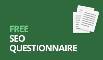 Free SEO Questionnaire