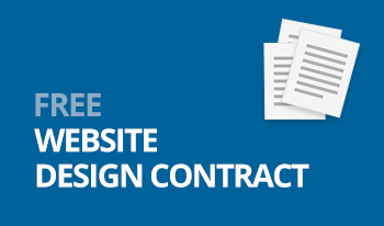 Free Web Design Contract