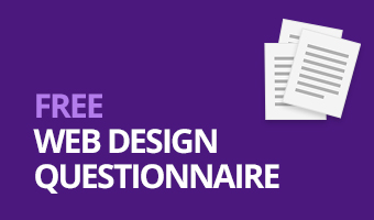 Free web design questionnaire