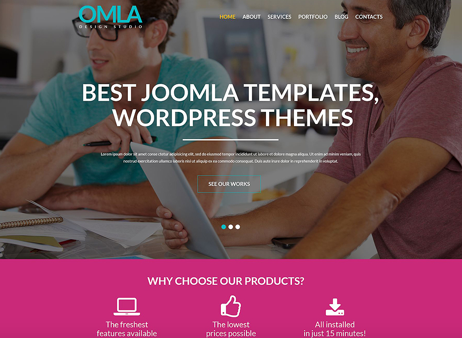 creative-themes-for-wordpress