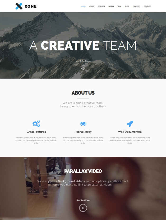 creative-wordpress-themes