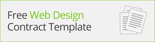 Signs Your Web Designer Is Terrible - Web design contract template