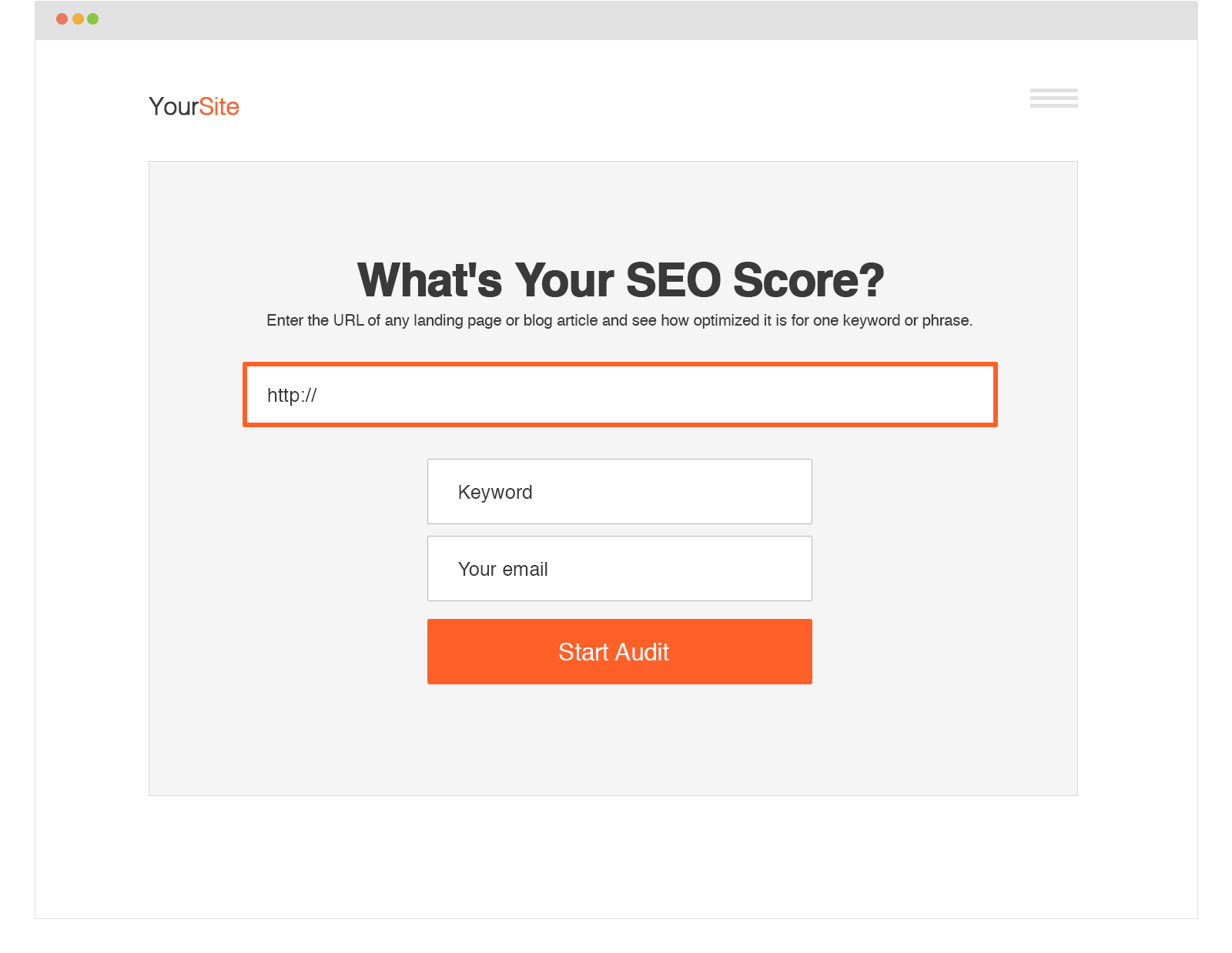 5+ Online seo tools that audit your website for seo check list
